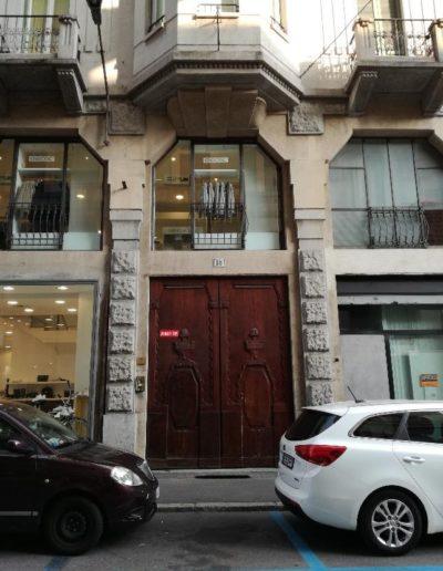 ingresso via bernascone 18