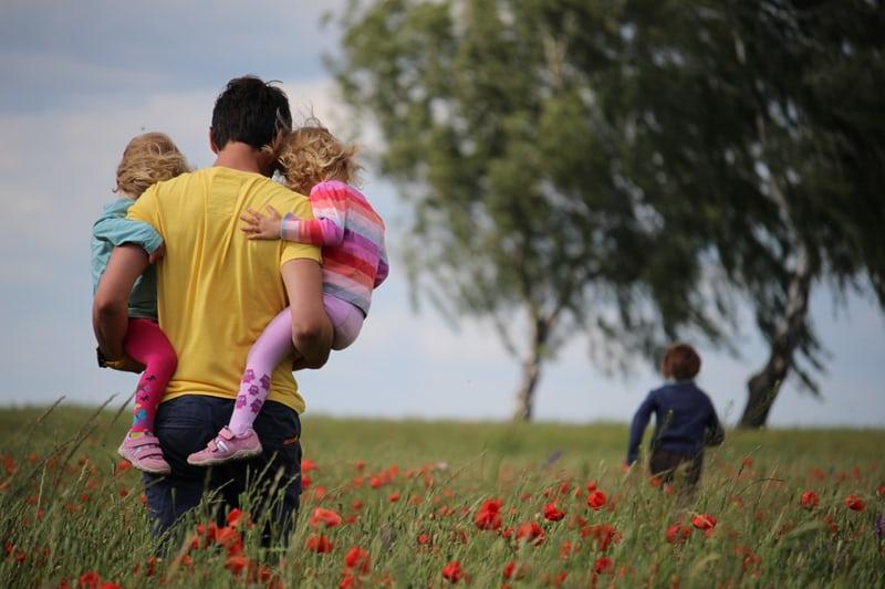 genitorilità di famiglie separate