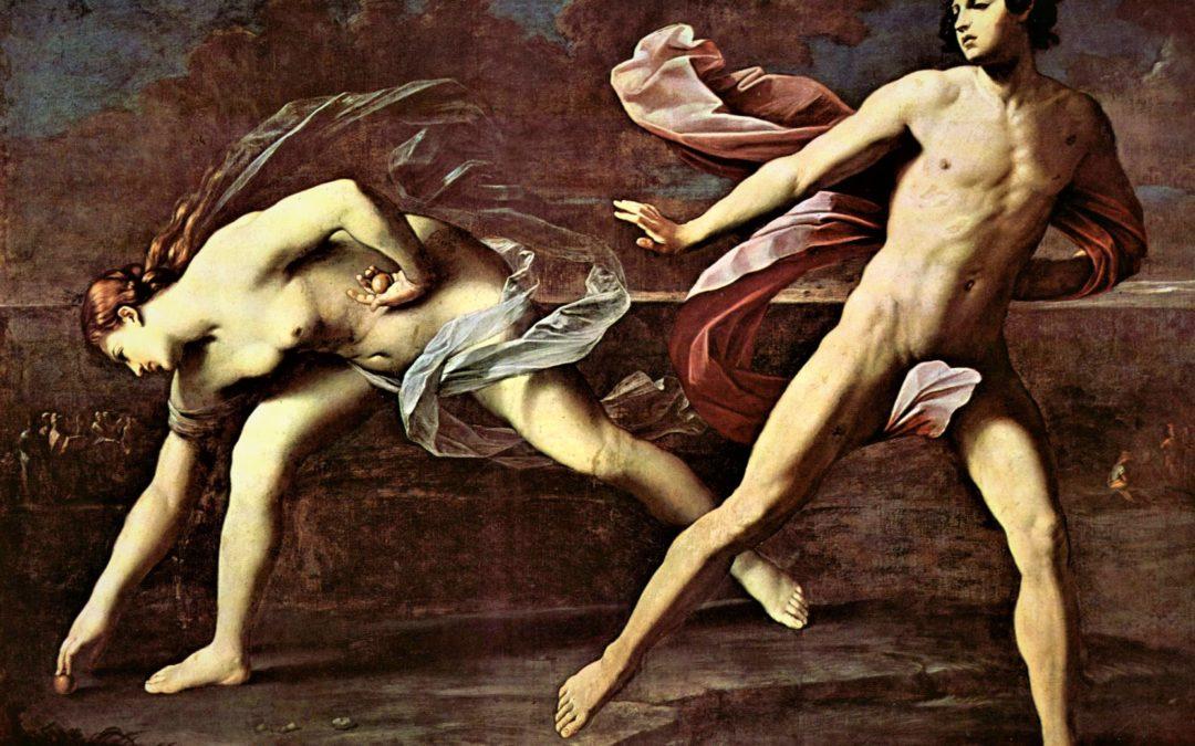 Atlete di oggi e il loro simbolo antico: Atalanta