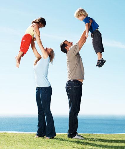 Separati con figli